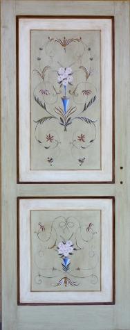 Porte dipinte per interni porte decorate a mano porte - Porte decorate a mano ...