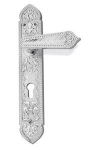 maniglia-porta-interni-vittoriano-c12110-cromo-satinato