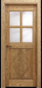 porta artigianale interno casale 4v
