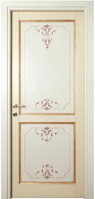 Porte dipinte a mano anselmi porte porte decorate - Porte decorate a mano ...