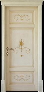 porta dipinta a mano lucrezia