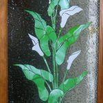 vetrata per porte f57