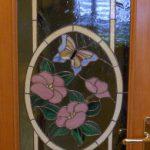 vetrata per porte t49