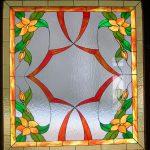 vetrata per porte t51