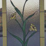 vetrata per porte t40