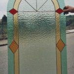 vetrata per porte t42