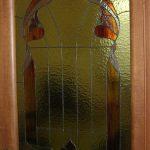 vetrata per porte t15